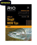 Rio InTouch Skagit Extra Heavy MOW Tips