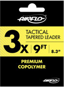 Airflo Tactical Tapered Leaders