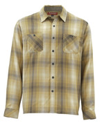Simms Black's Ford Flannel LS Shirt