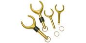 Brass Oar Locks