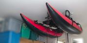 Outcast Garage Boat Hoist