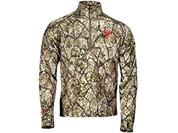 Badlands Calor 1/4 Zip LS