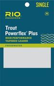 Rio Powerflex Plus Leader - Single
