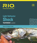 Rio Light Saltwater Shock Tapered Leader