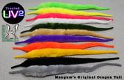 "Mangum's Original Large Dragon Tail UV2 Treated, 8"""