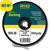 Rio 2-Tone Gel Spun Backing