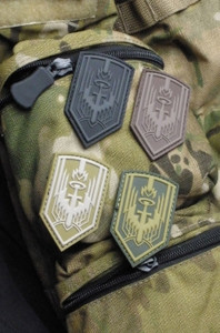 Archangel Morale PVC Patch