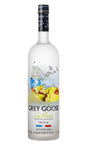 Grey Goose La Poire Vodka 1 Litre