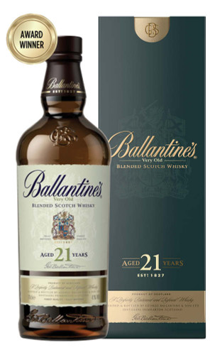 Ballantine's 21YO  Scotch Whisky 700ml
