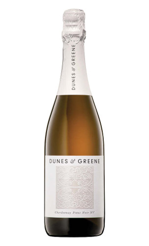 Dunes & Greene Chardonnay Pinot Noir NV, South Australia