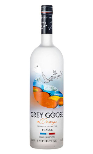 Grey Goose L'Orange Vodka 1 Litre