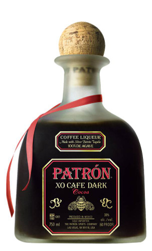 Patrón XO Cafe Dark Cocoa Tequila 750ml