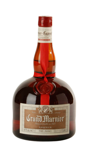Grand Marnier Cordon Rouge French Liqueur 1 Litre