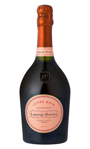 Laurent-Perrier Cuvee Rosé Champagne 750ml