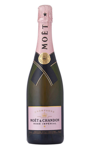 Moët & Chandon Rosé Imperial Champagne 750ml