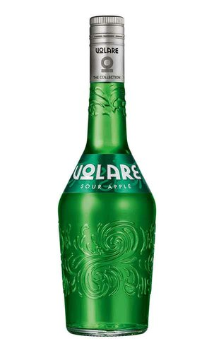 Volare Sour Apple Liqueur 700ml
