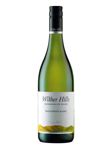 Wither Hills Sauvignon Blanc, Wairau Valley 2012 Vintage (6x750ml)