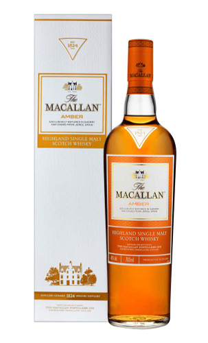 Macallan Amber Single Malt Scotch Whisky 700ml