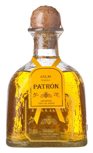 Patrón Anejo Mexican Aged Tequila 750ml