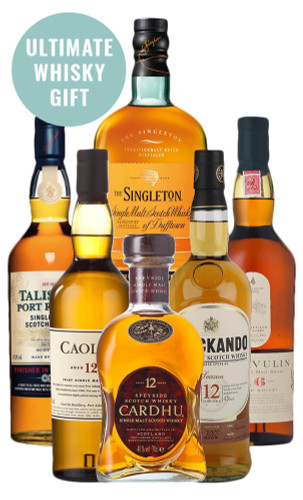 The Ultimate Speyside Malts Collection 6x700ml