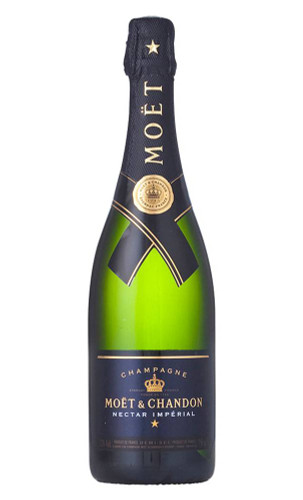 Moët & Chandon Nectar Imperial Champagne 750ml