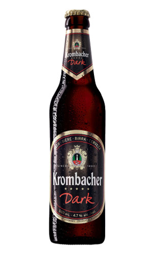 Krombacher Dark Beer 500ml