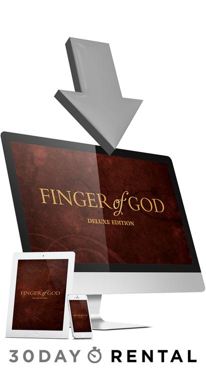 Finger of God Deluxe Edition Rental