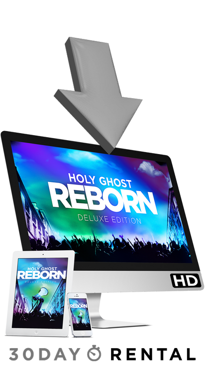 Holy Ghost Reborn Deluxe Edition Rental