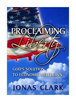 """Scripture teaches the anointing frees you from debt slavery. The Hebrew word for liberty means """"freedom from debt bondag and financial slavery."""" Biblical evidence reveals a pattern of kings proclaiming liberty from debts to their citizens."""