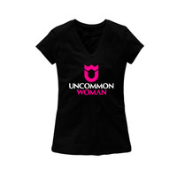 T-shirt Uncommon Woman