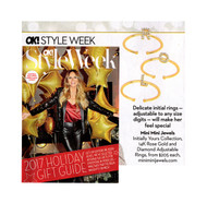 Mini Mini Jewels Featured in OK! magazine 2017 Holiday Gift Guide