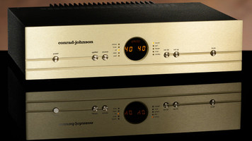 Conrad Johnson CA150 135w/ch stereo control amplifier