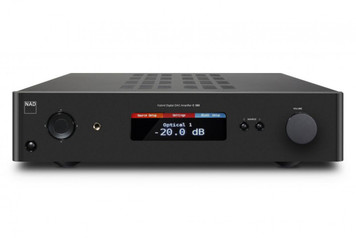NAD C 368 Hybrid Digital DAC Stereo Amplifier