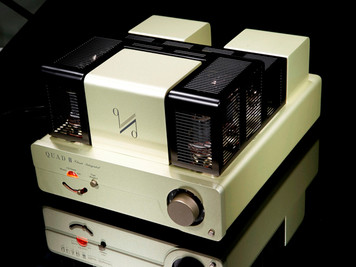Quad II-Classic Valve Integrated Amplifier . Classic finish. (Ex Demo)