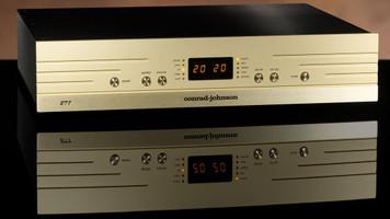 Conrad Johnson ET 7 Vacuum-Tube Preamplifier