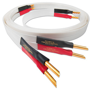 Nordost Leif White Lightning Speaker Cable