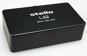 April Music Stello U2 self-powered USB-in, S/PDIF-out converter