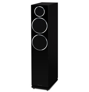 Wharfedale Diamond 230 floorstander Speaker. Black. (pair)