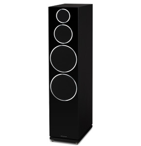Wharfedale Diamond 250 floorstander Speaker. Black. (pair)