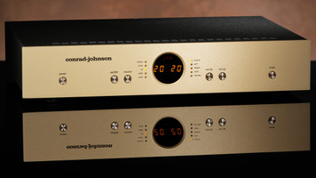 Conrad Johnson ET-3 Stereo Channel Valve tube line stage