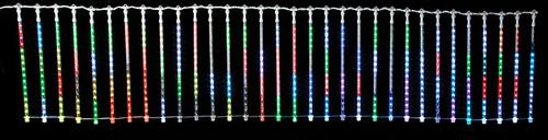 117 x 48 Multi-Colored LED Light Screen
