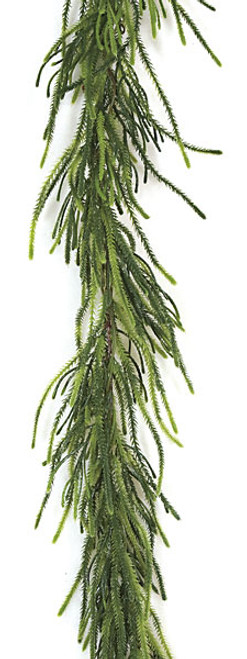 6 Foot Brunia Grass Garland