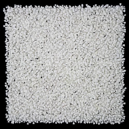 20 x 1.5 Inch Boxwood Mat - White
