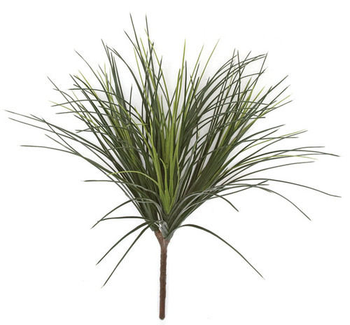 26 Inch Onion Grass x 4 - Grey/Green/Brown, Burgundy, Tutone Green