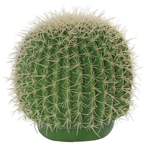 8 Inch Barrel Cactus with Needles