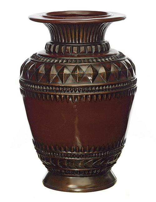 18 Inch Fiberglass Vase