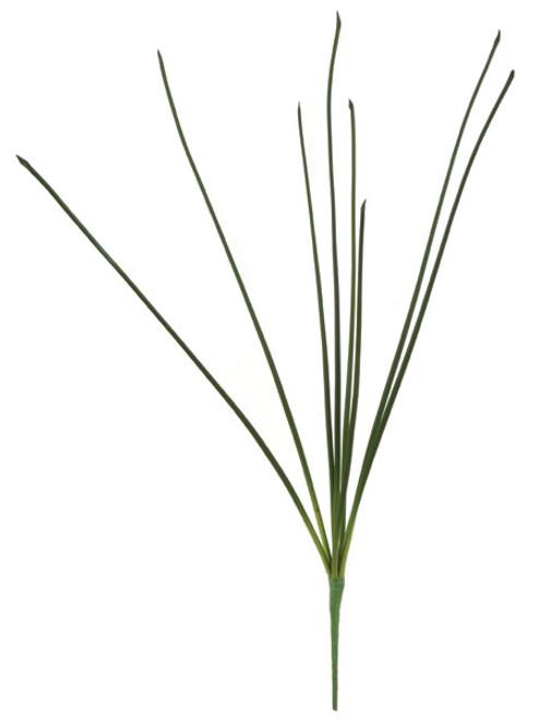 29 Inch Spiky Grass Bush