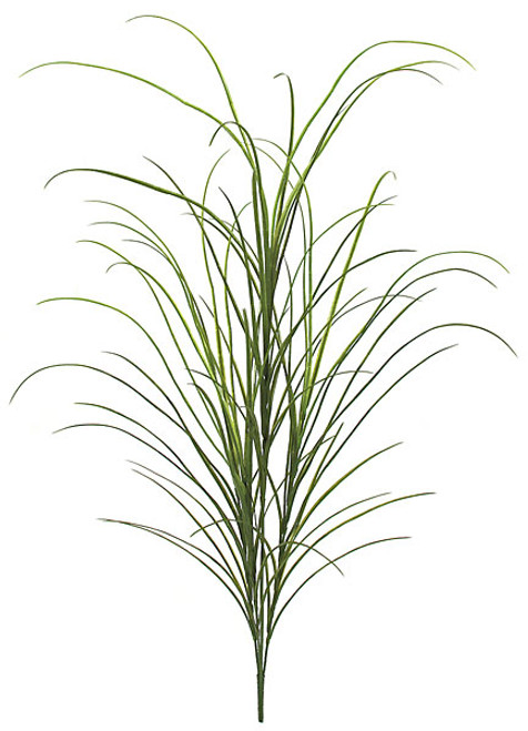 "60"" Plastic Grass Bush - Bare Stem"