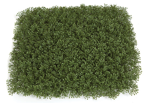 10 Inch IFR Plastic Honey Moss Mat - Olive Green