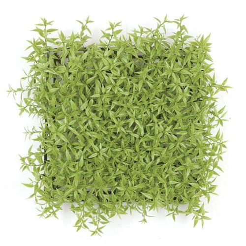10 Inch Plastic Mini Leaf Mat